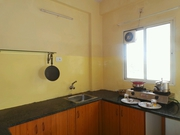 Short Term Studio / 1BHK Accomodations for rent - No Brokerag