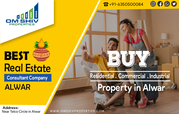 Residential Properties in Alwar | Om Shiv Properties