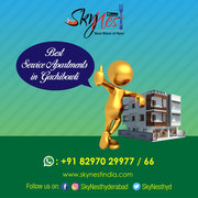 Service Apartments in Hyderabad | SkyNest