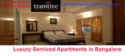 the best luxury serviced apartments in Bangalore