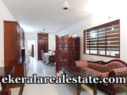 kunnukuzhy 4 bhk furnished flat for rent