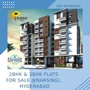 Flats for Sale in Narsingi | Flats for Sale in Nanakramguda
