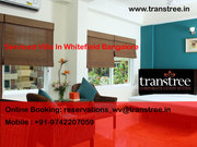 Serviced villa in Whitefield Bangalore Is the Perfect Accommodation